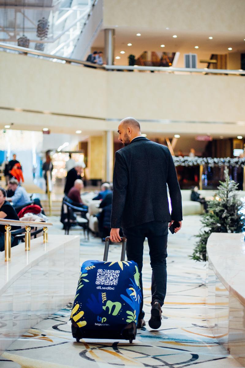 возможность доставки багажа гостей