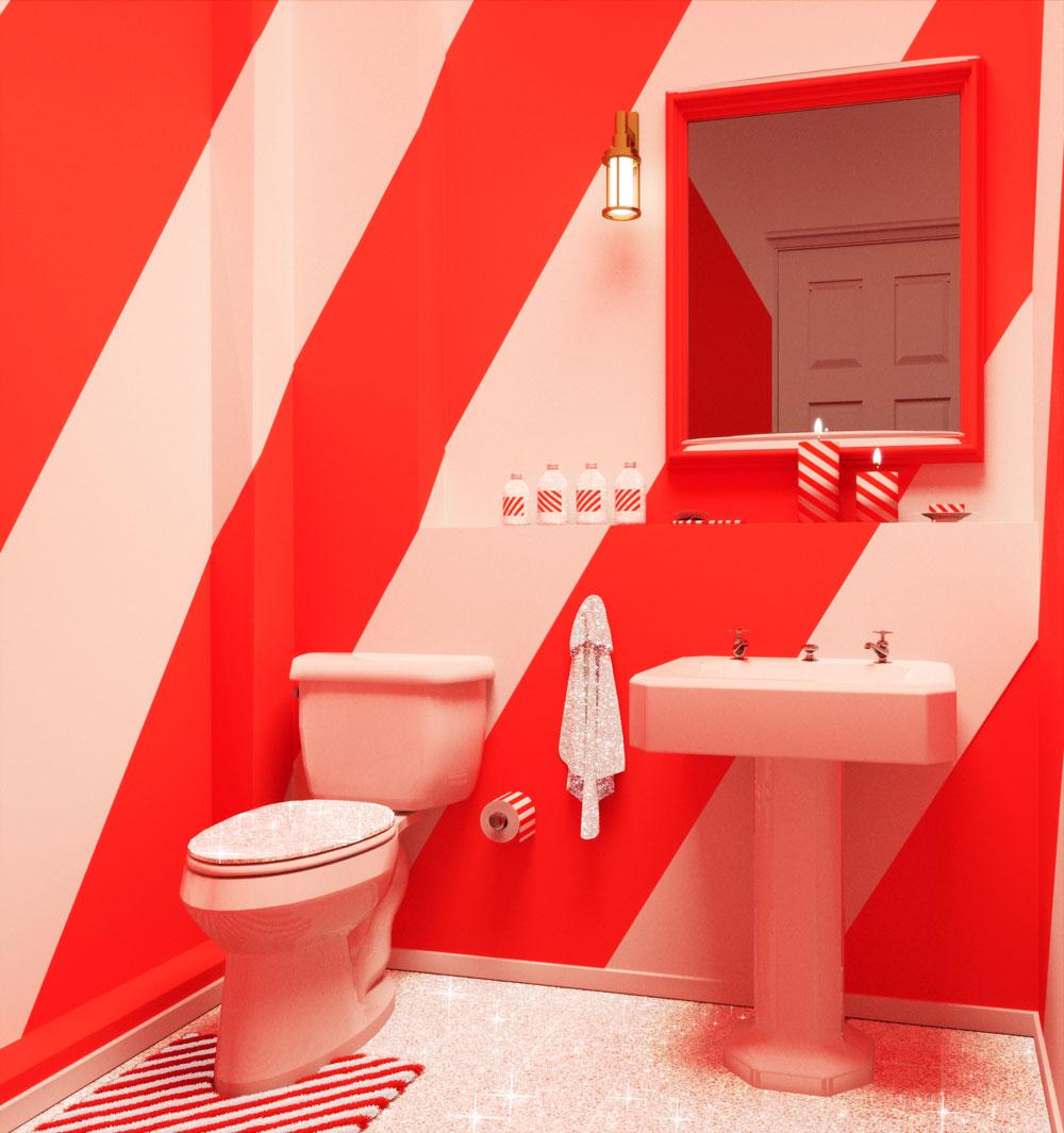 Booking.com самое сладкое жилье в мире
