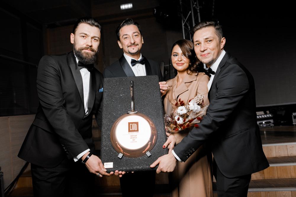 Национальная Ресторанная Премия Соль