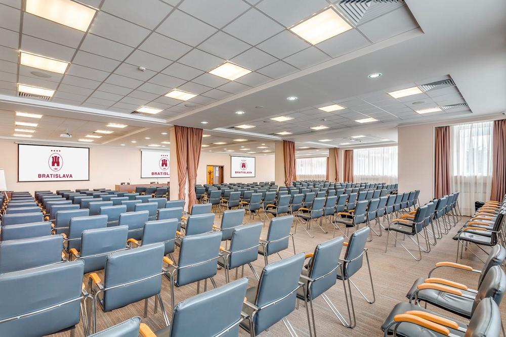 Bratislava конференц-зал