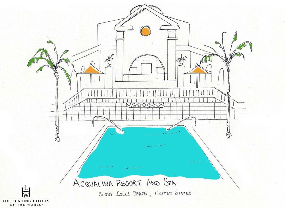 Acqualina Resort and SPA, Sunny Isles Beach