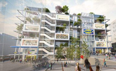 JOJOE- отель IKEA