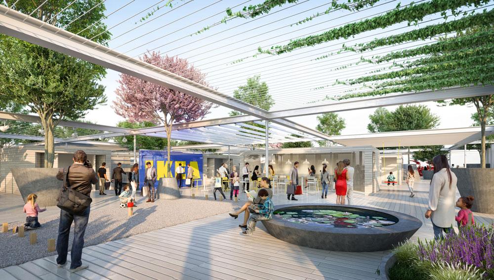 Accor откроет в IKEA отель для миллениалов