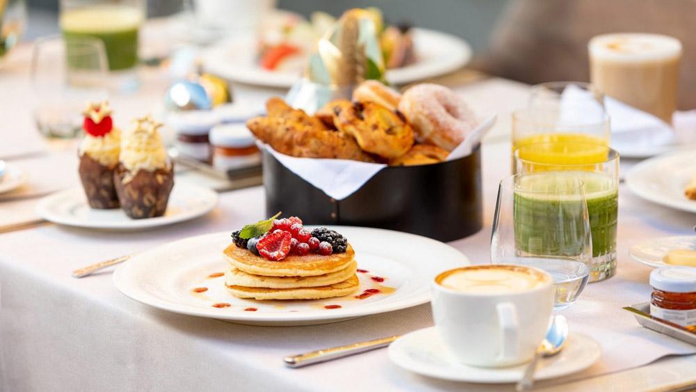 гостиницы с завтраком