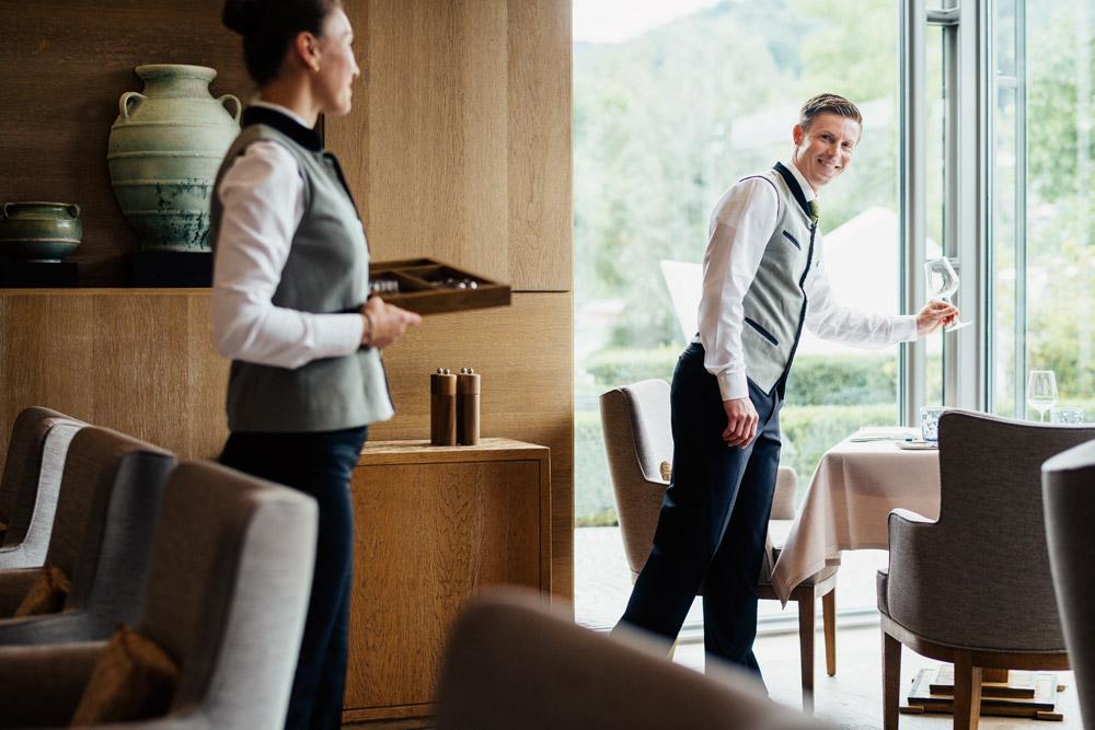 Униформа сотрудников отелей LHW