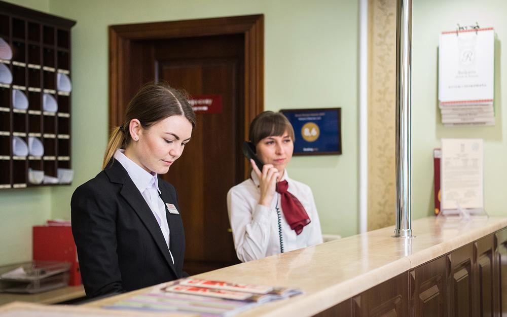 Корпоративная культура в отеле